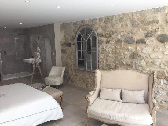Rognonas, França: Chambre saint remy