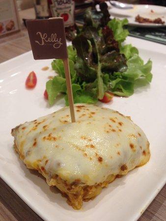 Pathum Thani, Thailand: Beef Lasagna