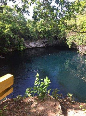 Cabarete, Dominicaanse Republiek: Blue lagoon