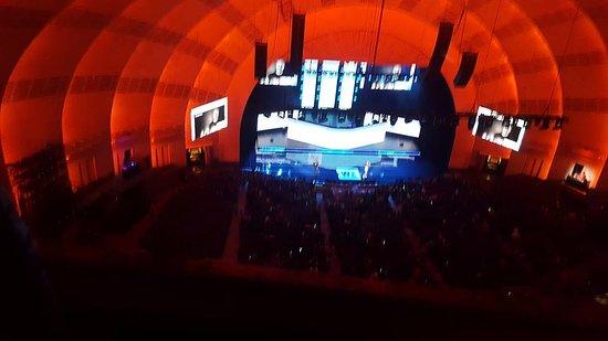 Radio City Music Hall Stage Door Tour : De indrukwekkende zaal met perfecte akoestiek