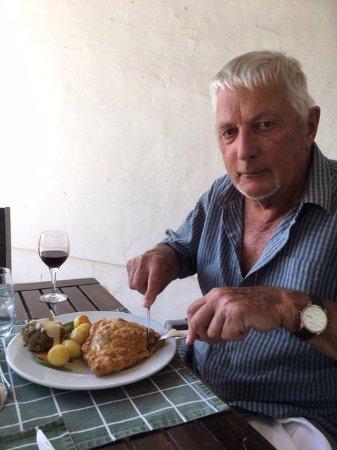Bordeira, Portekiz: Chez Malice - Restaurant Gourmet