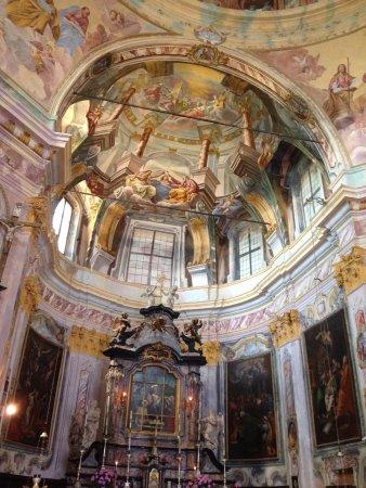 Madonna del Sasso Picture