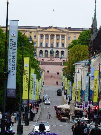 Photo of Monument / Landmark Karl Johans gate at Karl Johans Gate, Oslo, Norway