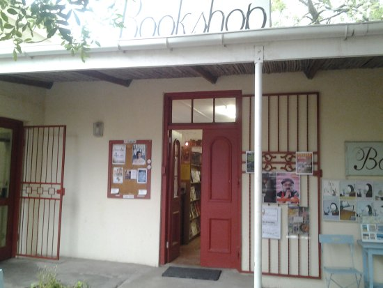 Darling, Sudáfrica: Front entrance