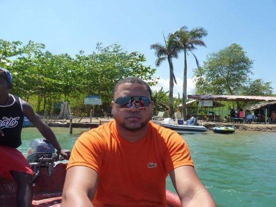 Cabarete, Dominican Republic: La boca river