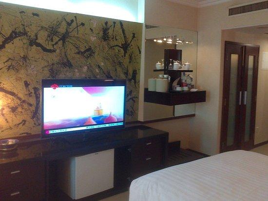 โรงแรมเอเชีย: Asia Hotel Beijing - TV