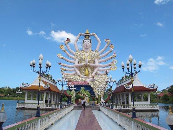 写真Wat Plai Laem枚