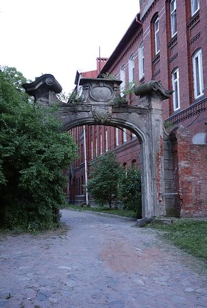 The Gates of Lobenicht Hospital