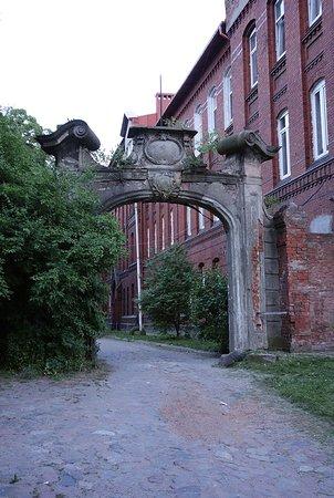 Ворота госпиталя Лёбенихта