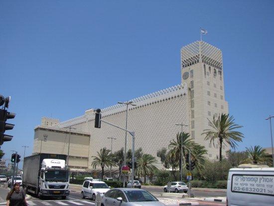 נמל חיפה: hayfa liman bölgesi