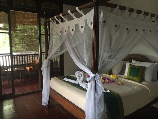 Bunga Permai Hotel: Mooie locatie