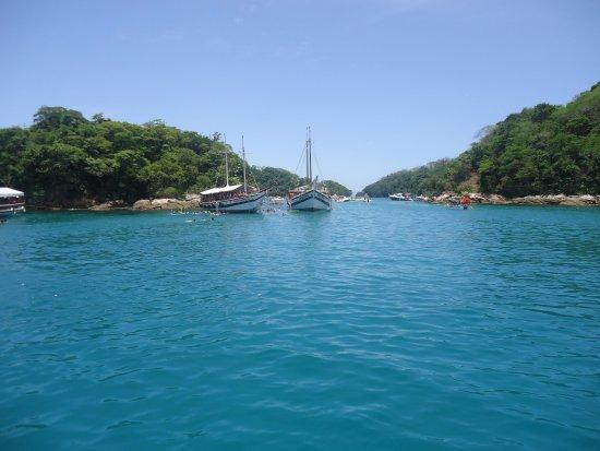 Lagoa Verde, Ilha Grande: Um lugar fantástico