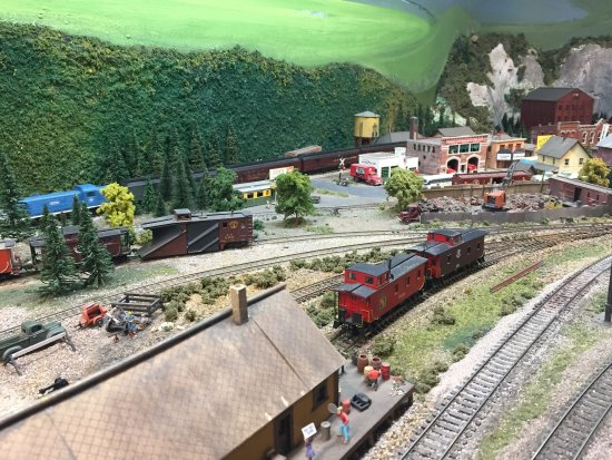 North Conway Model Railroad Club