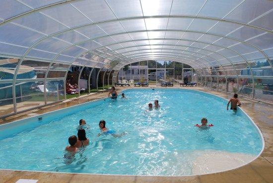 Domaine de kernodet campground reviews price for Camping indre et loire avec piscine couverte