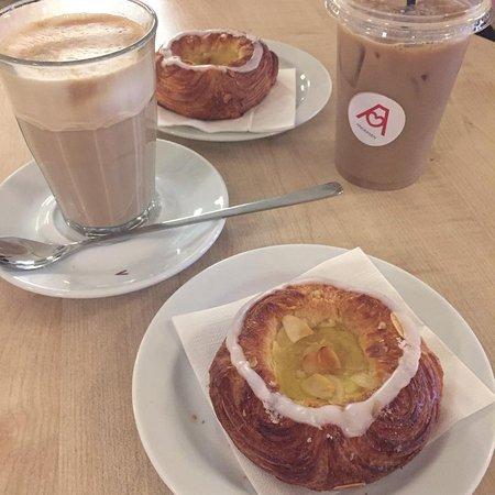 Andersen Bakery: best breakfast!