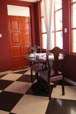 Casa Arequipa: Breakfast
