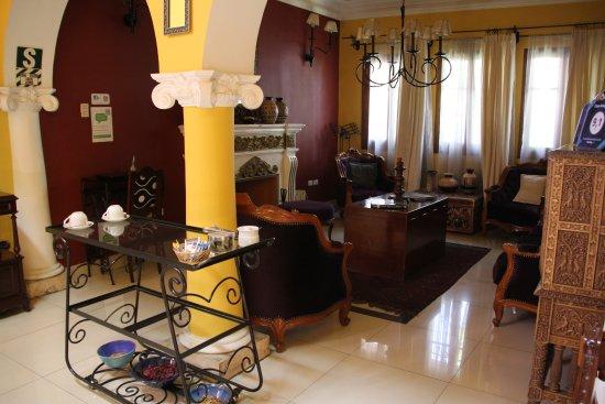Casa Arequipa : Lounge room