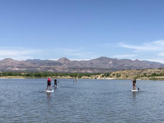 Cochiti Lake, NM: Ohana Stand Up Paddle, NM