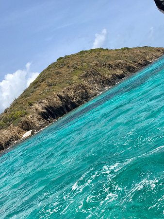 Christiansted, St. Croix: Buck Island
