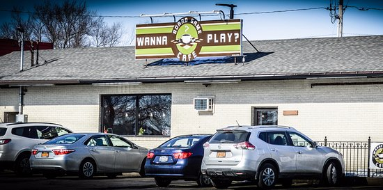 Utica, NY: Wanna Play Cafe