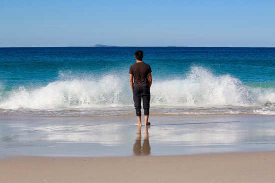 Denmark, Australia: Shelley Beach