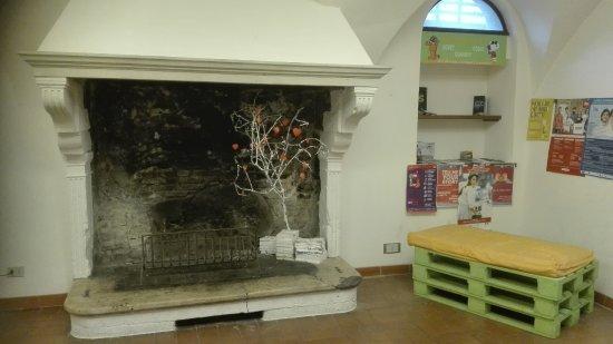 Valdagno, Italy: Sala lettura