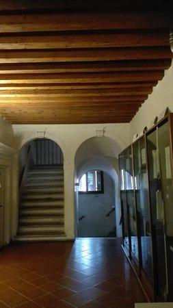 Valdagno, Italy: Le scale