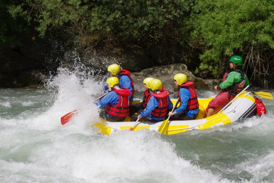 Acquaterra Rafting Alto Adige/Sudtirol
