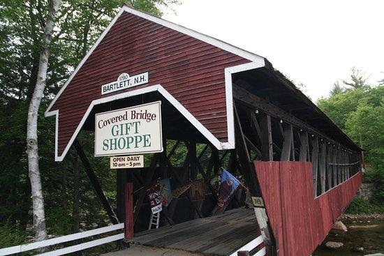 Glen, นิวแฮมป์เชียร์: Covered Bridge Shoppe