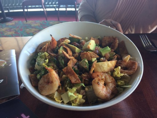 Thousand Oaks, CA: Southwest Shrimp Bowl