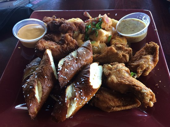 Thousand Oaks, Califórnia: Big Bite Appetizer Sampler