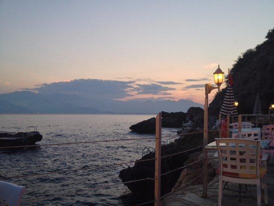 Bar Au Bord De La Mer Picture Of The Marmara Antalya