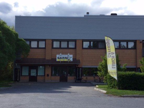 Boden, Sweden: Restaurant Garniz