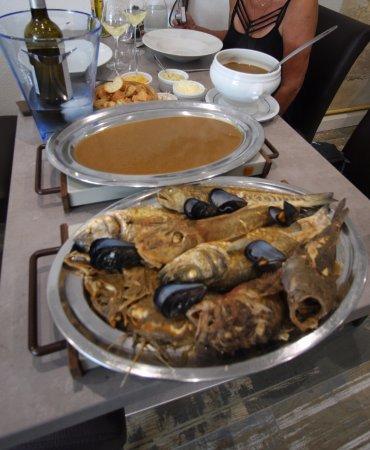 Restaurant Cote Mer Fontvieille