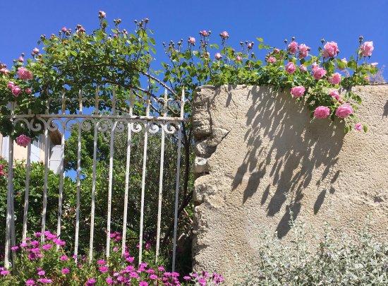 Siran, Γαλλία: vers le jardin