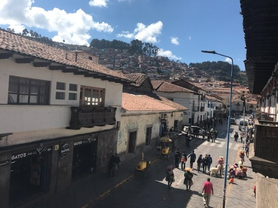 Hostal Santa Catalina: Vistas