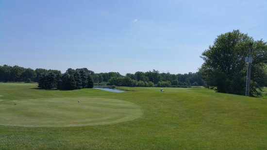 North Canton, OH: Sanctuary Golf Course