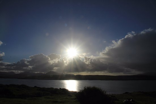 Inishnee, Ierland: sun rise