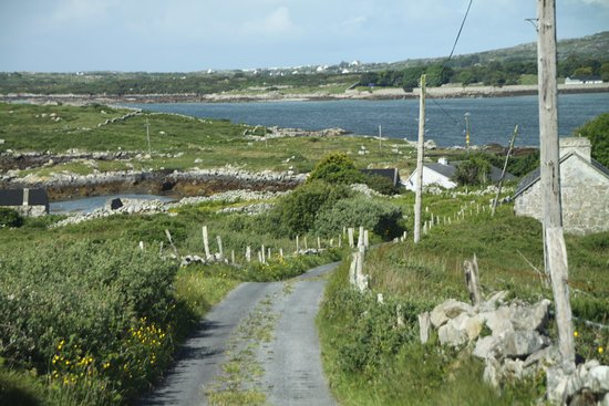 little roads on inishnee