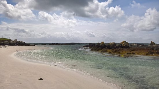 Inishnee, Irland: sandy beachs
