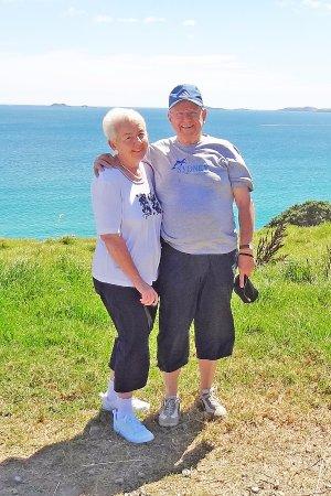 Karikari Lodge : sightseeing at the beach