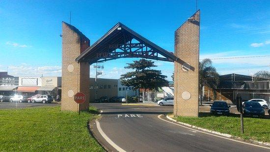 Avenida do Comercio Porto Ferreira SP