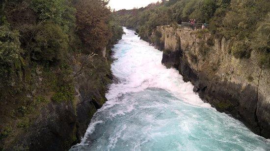 Taupo, Nueva Zelanda: ธารน้ำตก