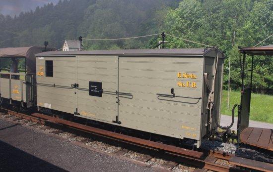 Joehstadt, Tyskland: 25 Jaar Pressnitztalbahn