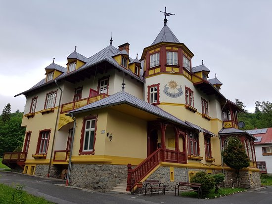 Excellent Base in the Tatras