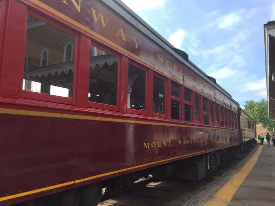 Conway Scenic Railroad: photo1.jpg