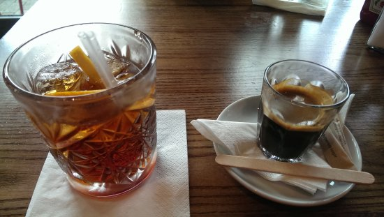 Las Iguanas: Colombian Cafe and espresso