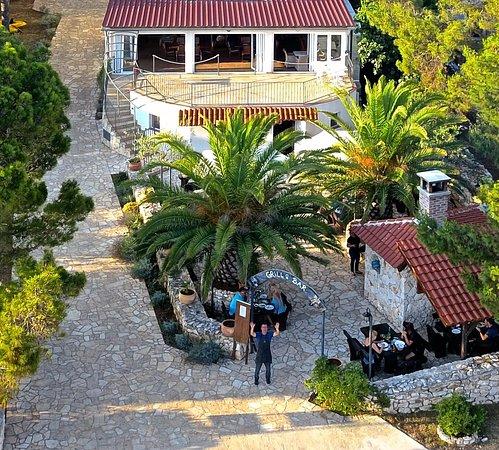 Dugi Island, Croatia: Gorgonia Grill