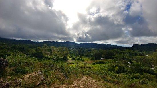 Dalaguete, Philippines: Osmena Peak