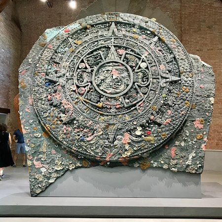 Treasures From The Wreck Of The Unbelievable By Damien Hirst Until
